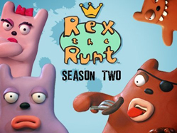 Gallery :: Aardman :: Rex the Runt